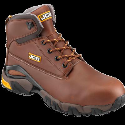 JCB Brown Boot