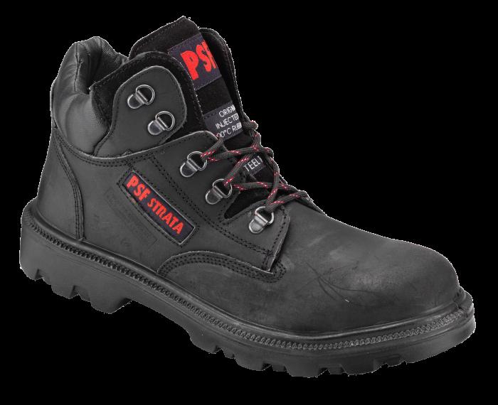 PSF STRATA Black Chukka Boot