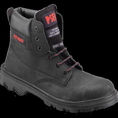 "PSF STRATA Black 6"" Boot"