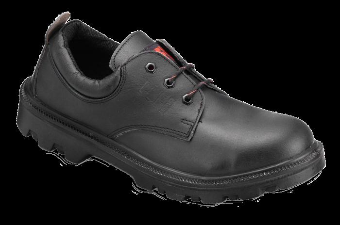 PSF STRATA Black Shoe