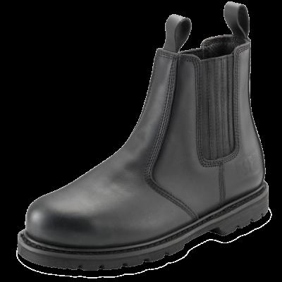 PSF OUTBACK Black Dealer Boot
