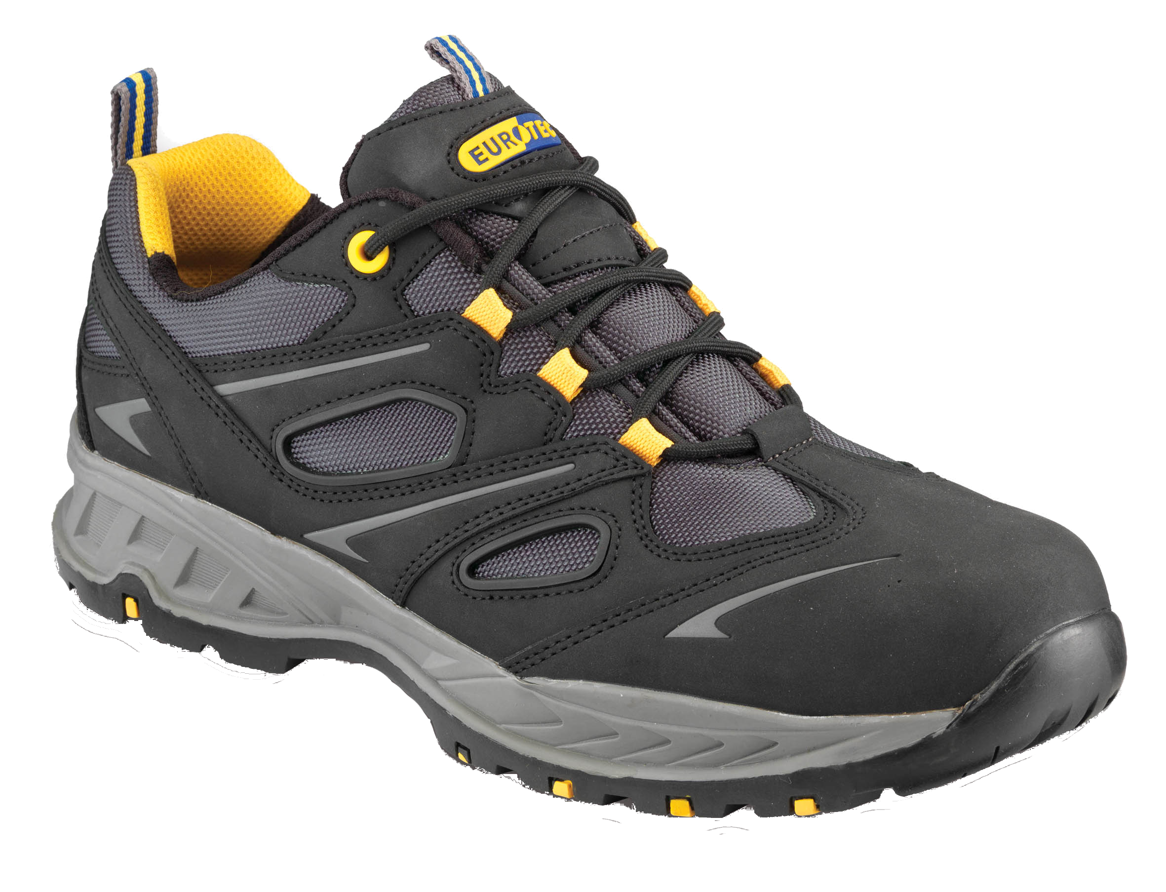 563a5a053 EUROTEC SAFETY TRAINER BLACK – Pro-Parts Workwear