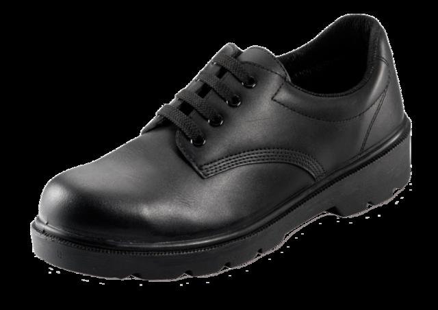 CONTRACTOR Black Shoe