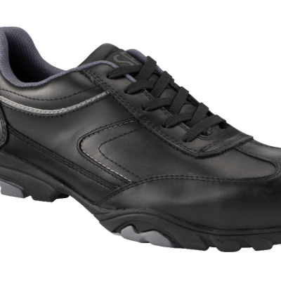 PSF TERRAIN Black Formal Trainer