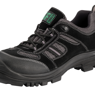 PSF TERRAIN Black Trainer