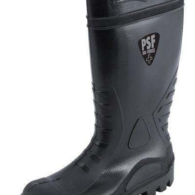 DRI-FORCE PLUS BLACK PVC S5