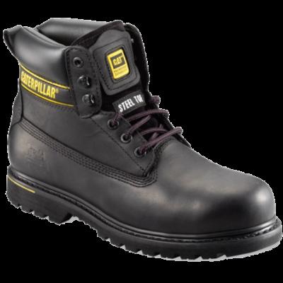 """CAT Black 6"""" Boot"""