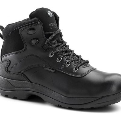ENGINEER BLACK SAFETY BOOT