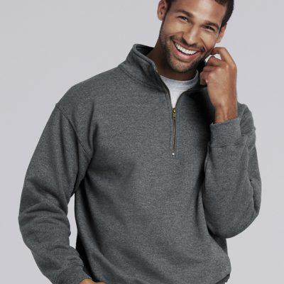 Adult Vintage 1/4 Zip Sweatshirt