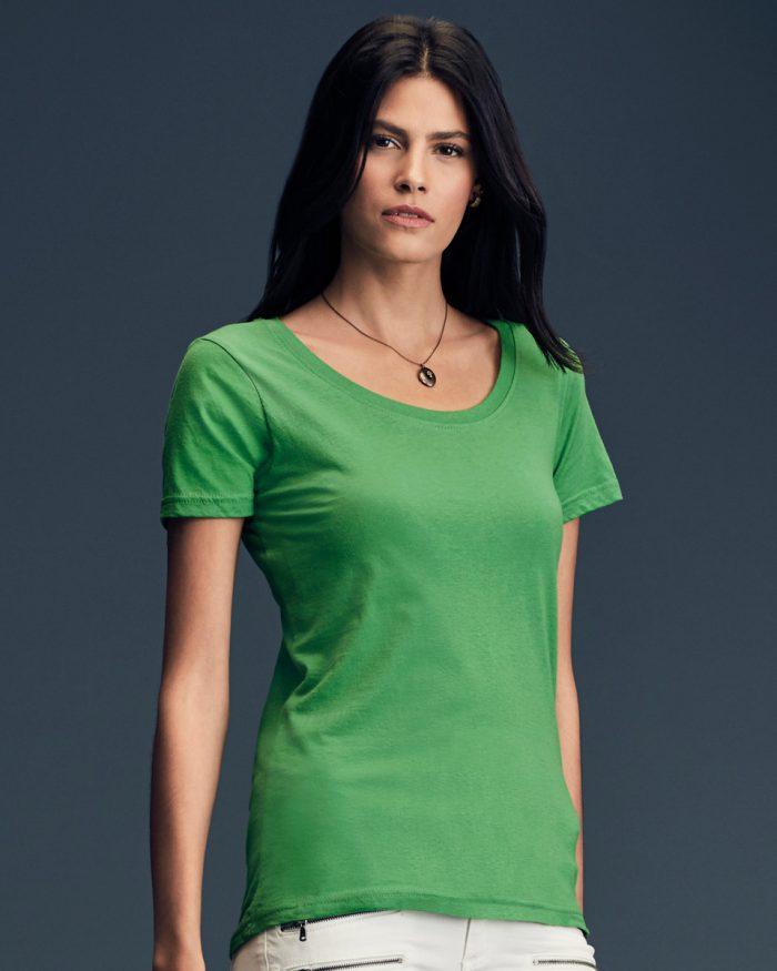 Anvil Ladies Sheer Scoop T-Shirt