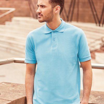 Classic Cotton Polo Shirt