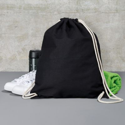 "Jassz Bags ""Chestnut"" Dstring Backpack"