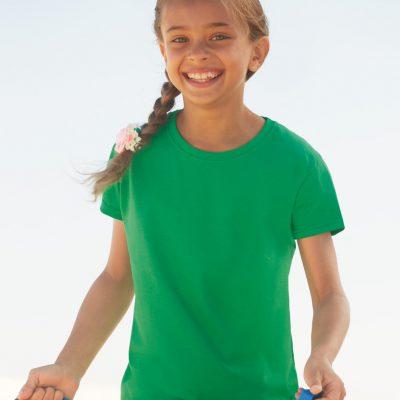 Girls' Valueweight T-Shirt