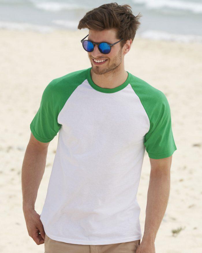 FOTL Short Sleeve Baseball T-Shirt