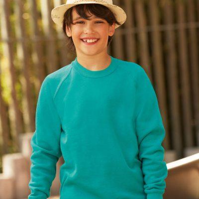 Children's Raglan Sleeve Sweatshirt