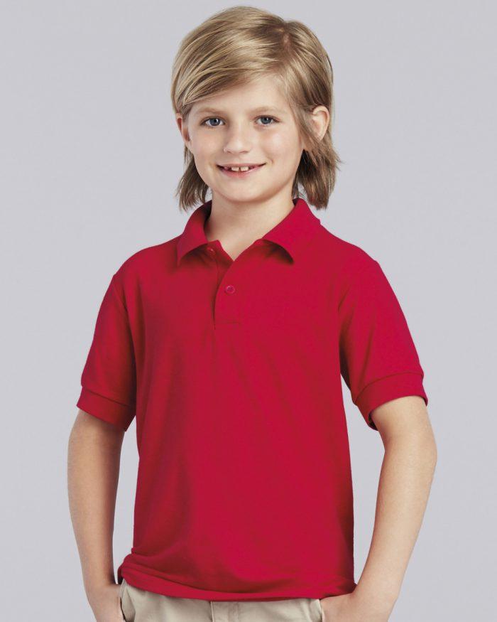 Gildan DryBlend Youth Sport Shirt