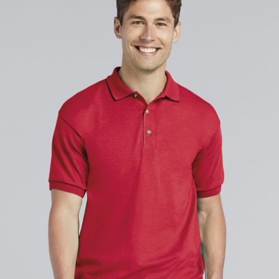 Gildan Mens DryBlend Jersey Polo
