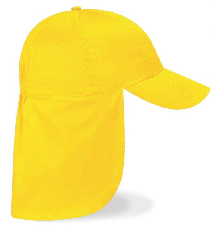 Beechfield Junior Legionnaire Style Cap
