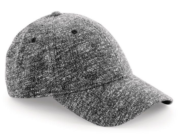 Beechfield Lux Knit Stretch Fit Cap