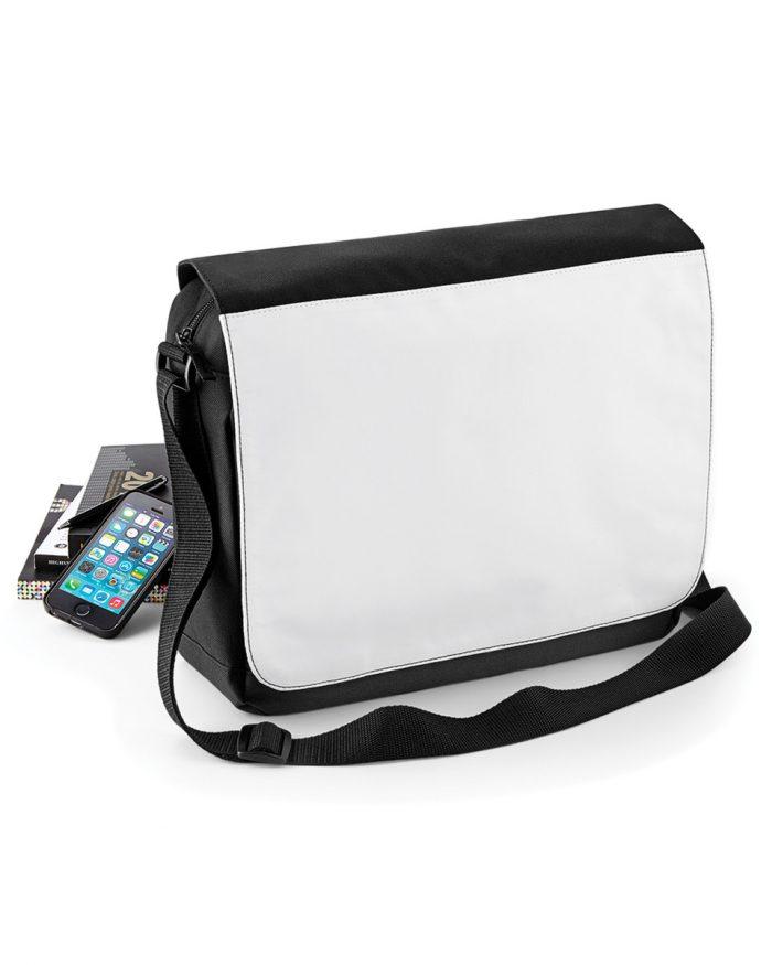 Bagbase Sublimation Messenger Bag