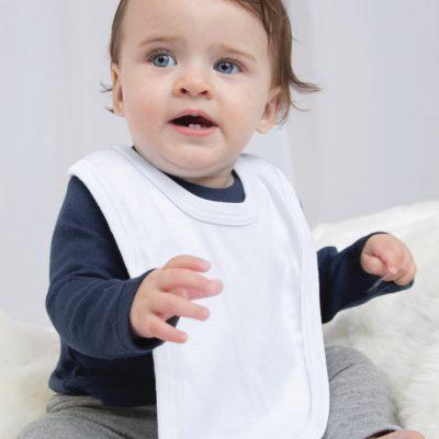 Babybugz Baby Bib With Ties
