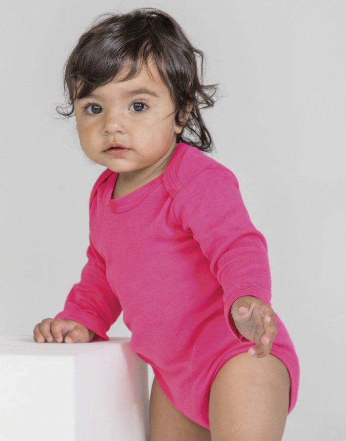 Babybugz Organic L/S Bodysuit