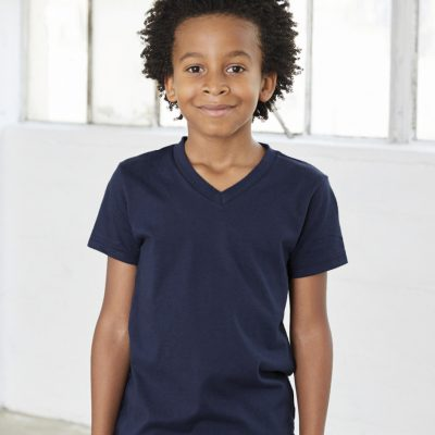 Canvas Youth Jersey S/Sleeve Tee