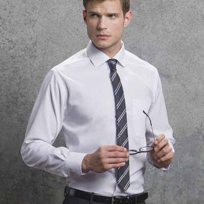 Men's Premium Non Iron Long Sleeve Shirt