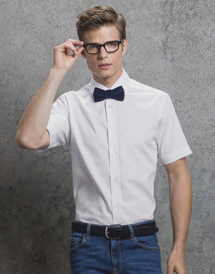 Men's Superior Oxford Short Sleeved Shirt