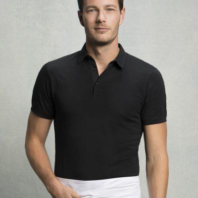 Bargear Mens Short Sleeve Bar Polo