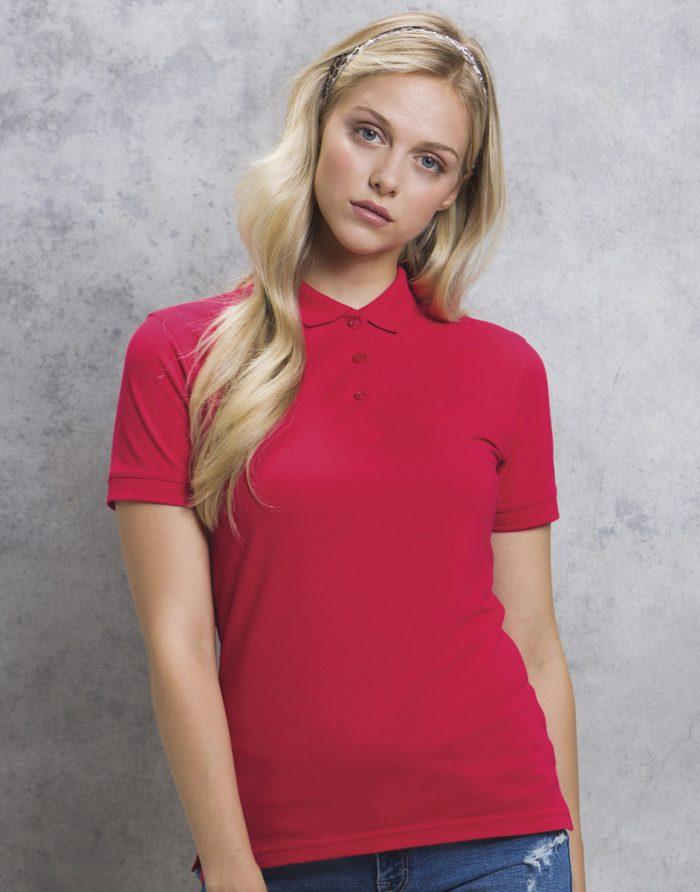 Kustom Kit Ladies Slim Fit S/S Polo