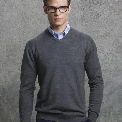 Kustom Kit L/S Merino Blend Sweater