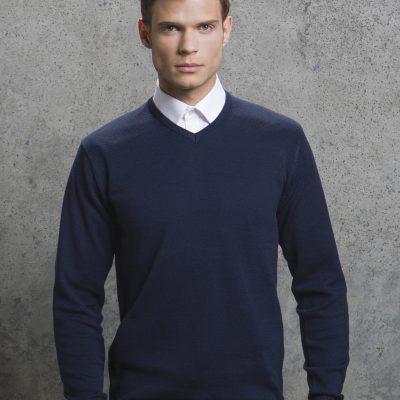 Men's Arundel Long Sleeve V-Neck Sweater