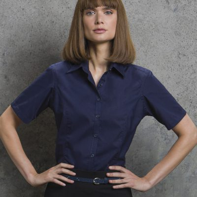 Kustom Kit Ladies S/S Business Shirt