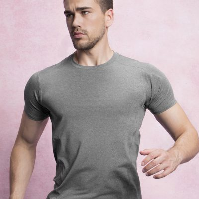 Gameger Mens Compact Stretch Tee