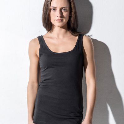 Nakedshirt Womens Fitted Vest