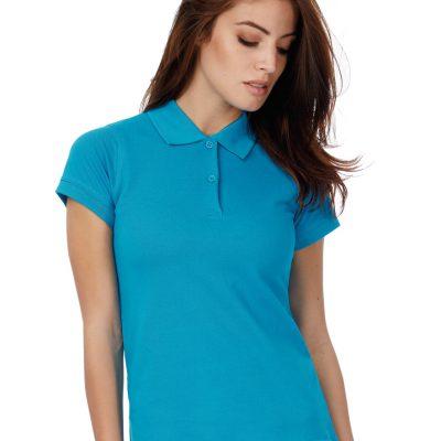 Safran Pure Ladies' Short Sleeve Polo