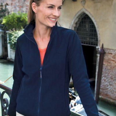 Result La Femme Microfleece Jacket