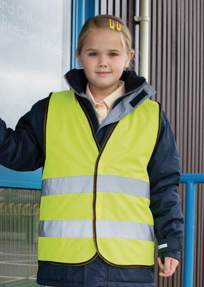 Result Safe-Guard Junior Safety Vest