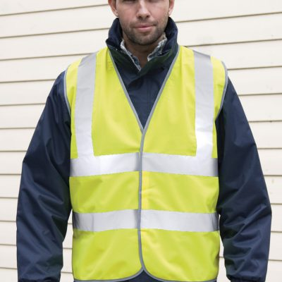 Result Safe-Guard Motorist Hi Vis Vest