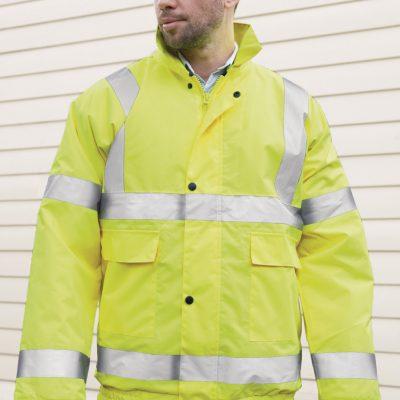 Result Safe-Guard Winter Blouson Jacket