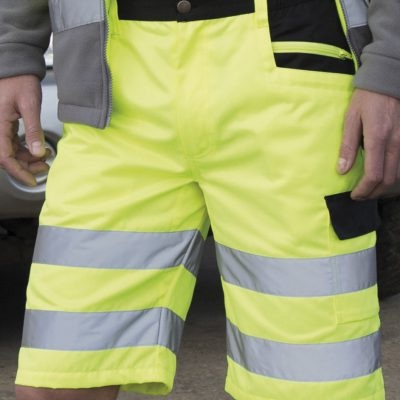 Result Safeguard Safety Cargo Shorts