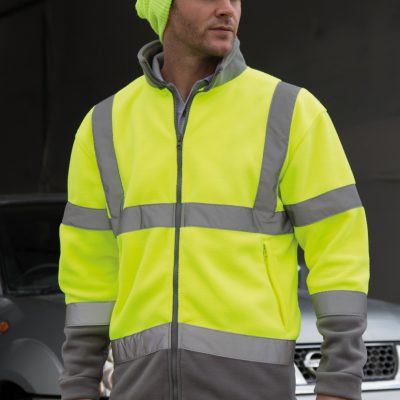 Result Safeguard Safety Microfleece