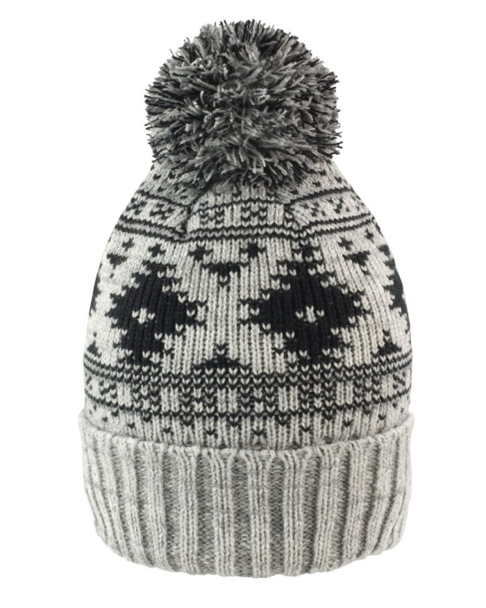 Result Winter Deluxe Fair Isles Hat