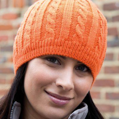 Result Winter Mariner Knitted Hat