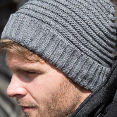 Result Winter Braided Hat
