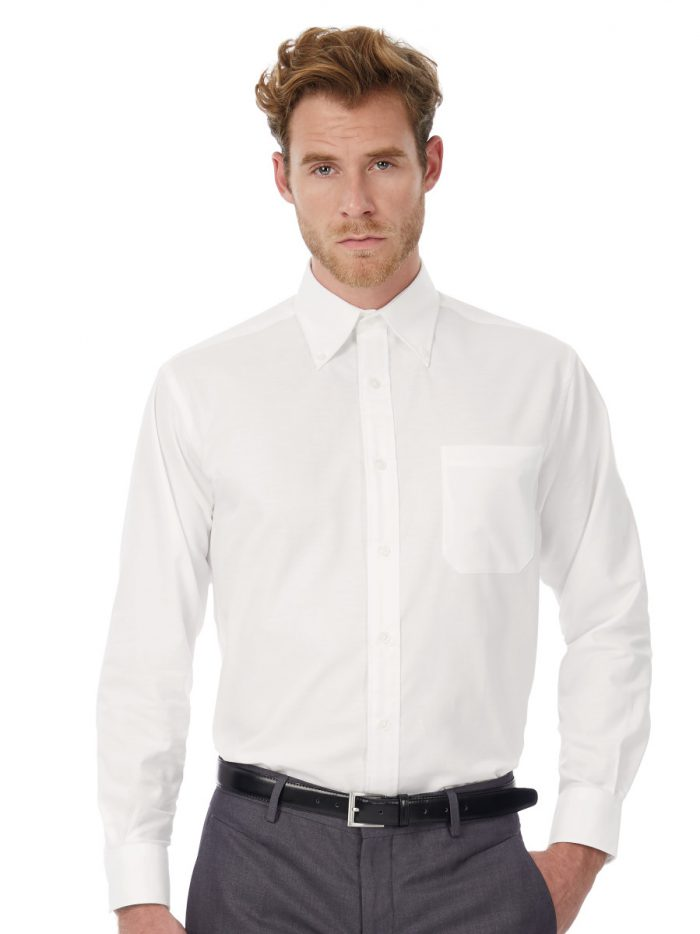 Men's Oxford Long Sleeve Shirt