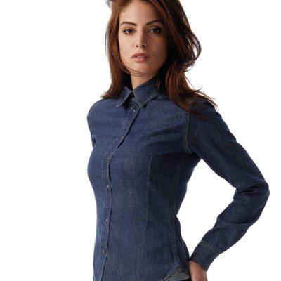 B&C DNM Vision Womens Denim Shirt
