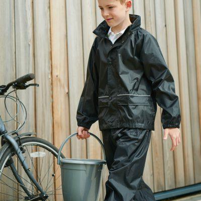 Regatta Kids Classic Rainsuit