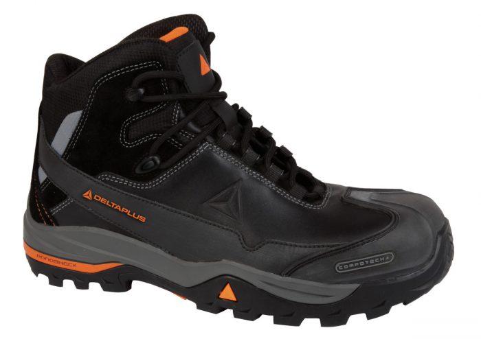 Delta Plus Leather Composite Boot